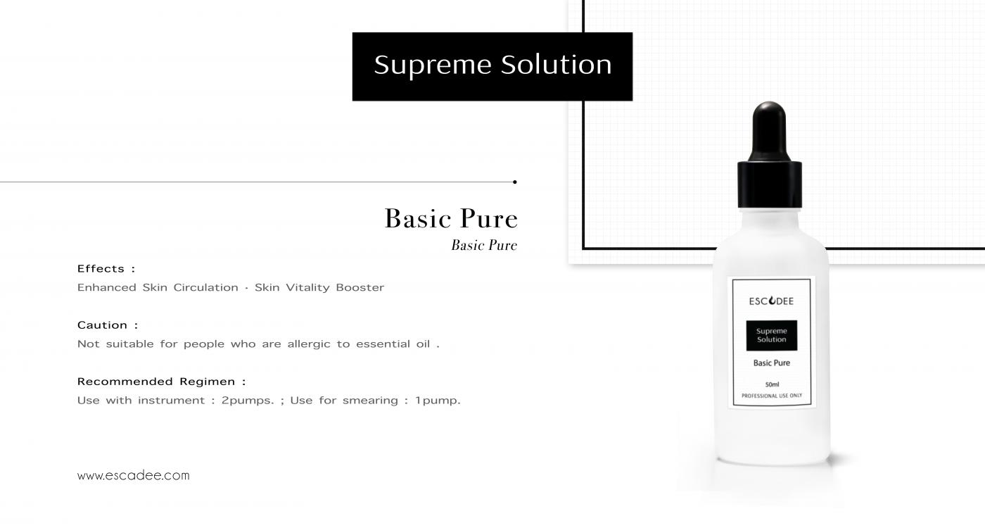 Escadee Supreme Solution