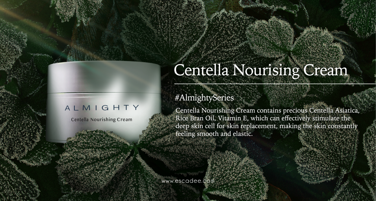 You are currently viewing The NEW Centella Nourishing Cream