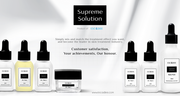 Read more about the article Escadee Supreme Solution   Create your MiniLab